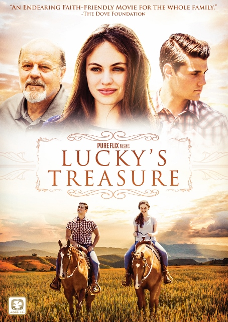 Lucky's Treasure Poster